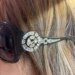 authentic Bvlgari limitedAddition Bling sunglasses